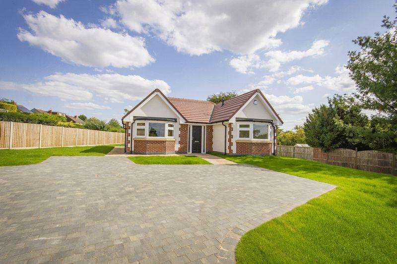 3 Bedrooms Detached Bungalow for sale in HILLSIDE AVENUE, CHADDESDEN