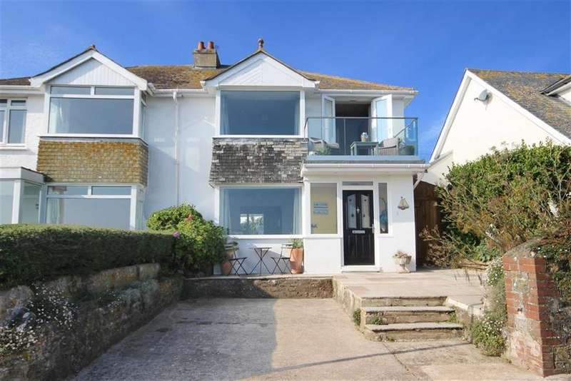 3 Bedrooms Semi Detached House for sale in North Furzeham Road, Furzeham, Brixham, TQ5