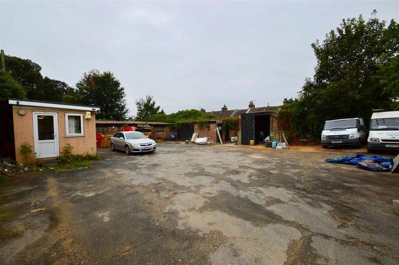 Plot Commercial for sale in Old Road West, Gravesend
