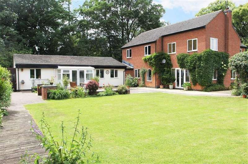 4 Bedrooms Detached House for sale in Main Street, Hungarton, Leicestershire