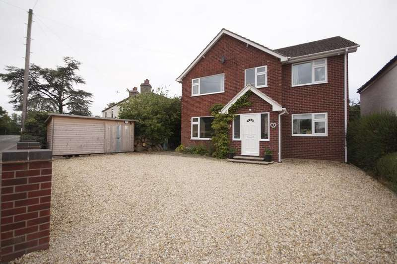 4 Bedrooms Detached House for sale in Lincoln Road, Dunholme, Lincoln