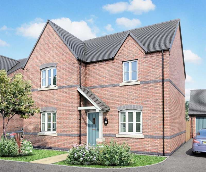 4 Bedrooms Detached House for sale in Holborn View, Codnor, Ripley
