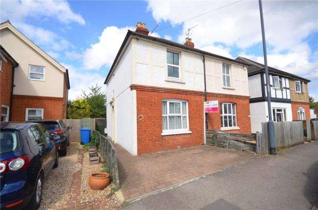 2 Bedrooms Semi Detached House for sale in Courthouse Road, Maidenhead, Berkshire