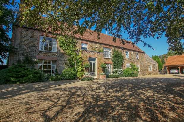 6 Bedrooms Detached House for sale in Ivy Farm, Grimston