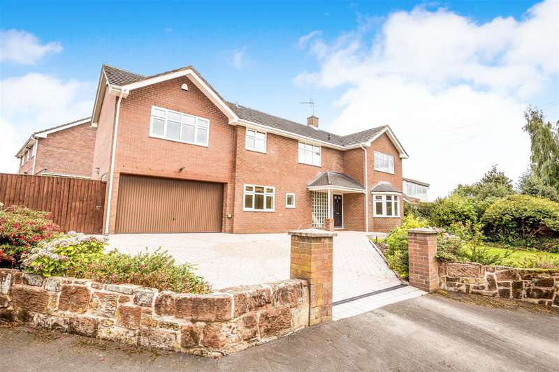 5 Bedrooms Detached House for sale in Church Lane, Upton, Chester