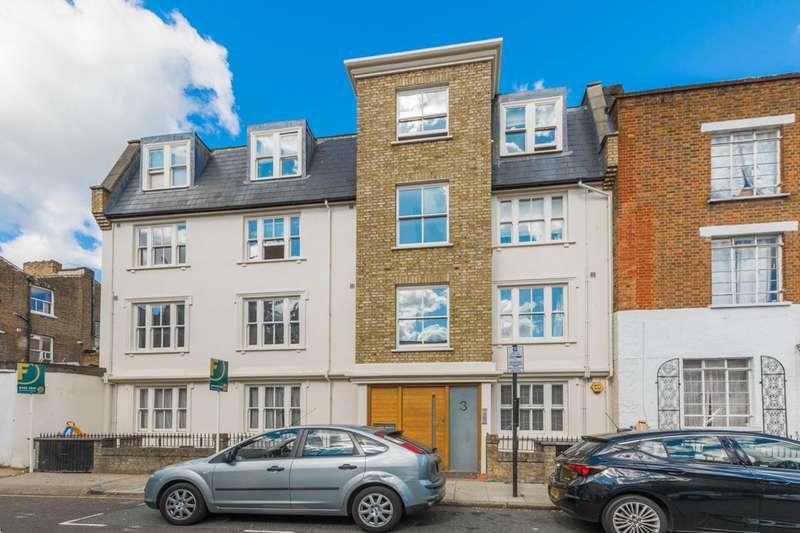 3 Bedrooms Flat for sale in Alexander Road, Upper Holloway, N19