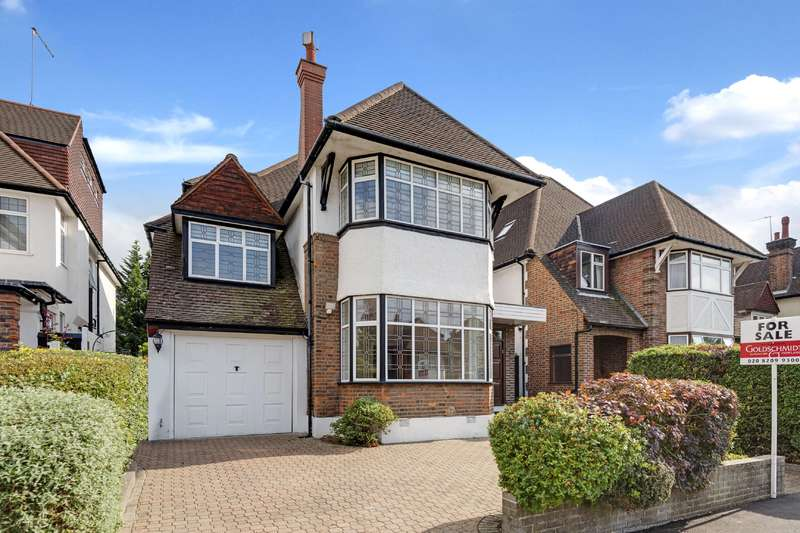 6 Bedrooms Detached House for sale in Armitage Road, Golders Green