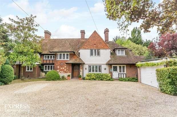 5 Bedrooms Detached House for sale in Wendover Road, Aylesbury, Buckinghamshire