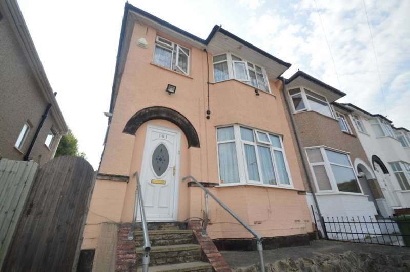 3 Bedrooms House for sale in Moordown, Shooters Hill, SE18 3NA