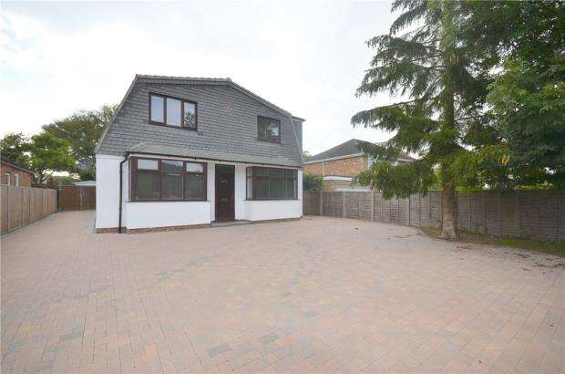 4 Bedrooms Detached House for sale in Jigs Lane North, Warfield