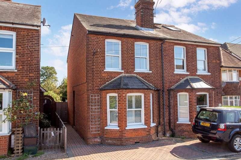 2 Bedrooms Semi Detached House for sale in Newtown Road, Marlow, Buckinghamshire, SL7