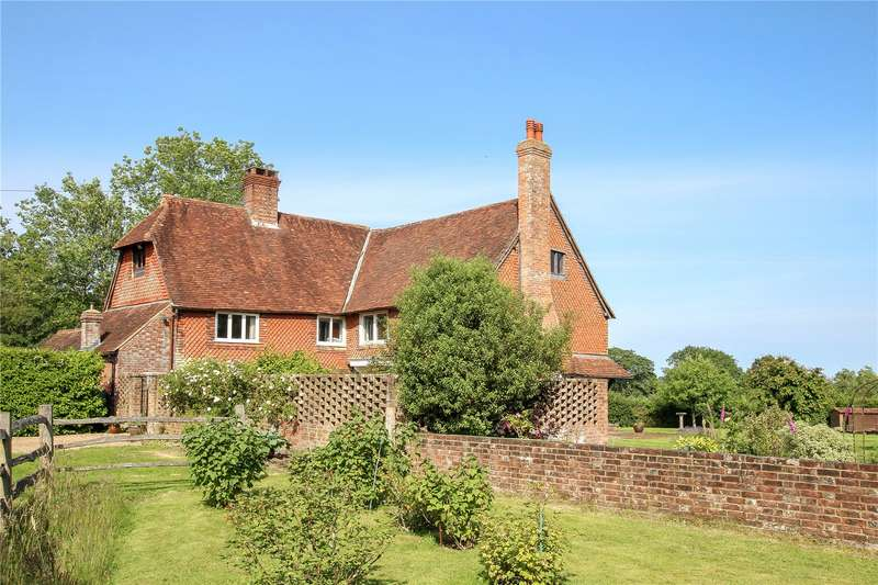 5 Bedrooms Detached House for sale in Burwash, Nr Etchingham