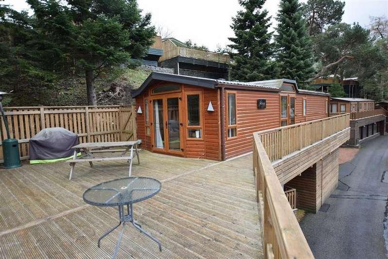 2 Bedrooms Detached Bungalow for sale in River Tilt Park, Bridge of Tilt, Blair Atholl, Pitlochry