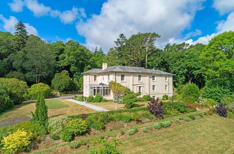 9 Bedrooms Detached House for sale in Polbathic, Nr. Torpoint, Cornwall, PL11
