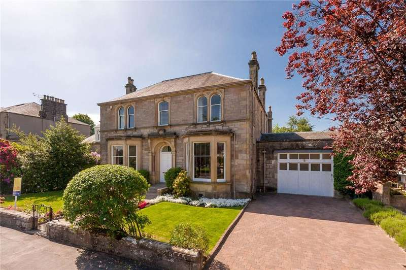 6 Bedrooms Detached House for sale in Castleview, 9 Victoria Square, Stirling, Stirlingshire, FK8