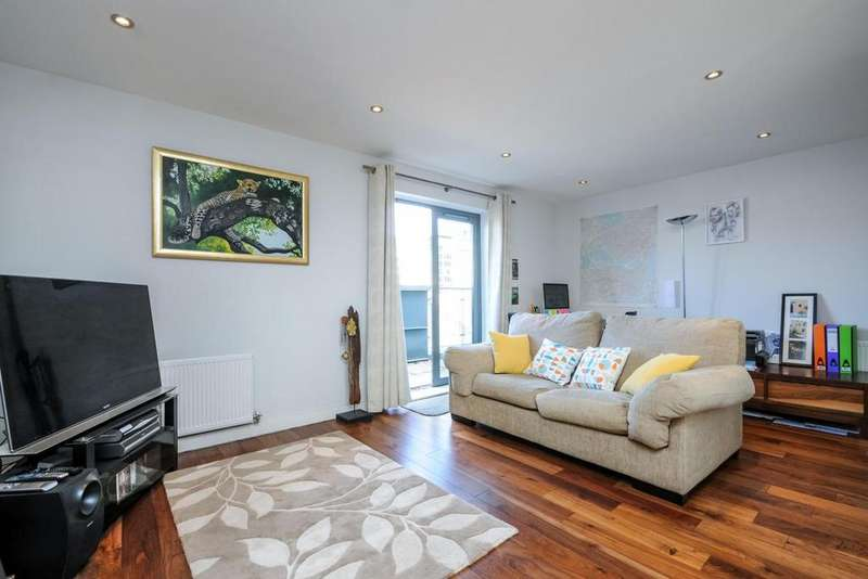 1 Bedroom Flat for sale in Bagleys Lane, Fulham