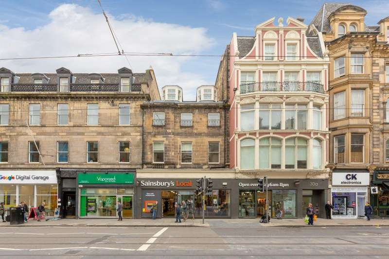2 Bedrooms Flat for sale in Flat 4, 30A Shandwick Place, Edinburgh, EH2 4RT