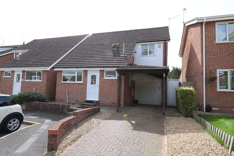 3 Bedrooms Detached House for sale in Lawson Close, Saltford, Bristol