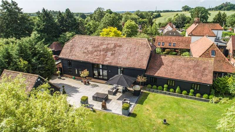 5 Bedrooms Equestrian Facility Character Property for sale in Fiddlers Hamlet, Epping, Essex, CM16