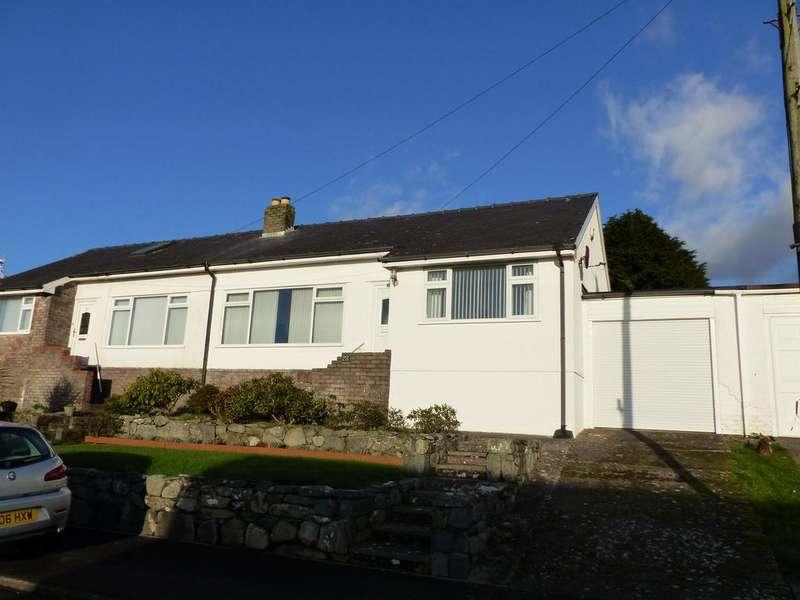 2 Bedrooms Bungalow for sale in 28 Bro Enddwyn, Dyffryn Ardudwy, LL44 2BG