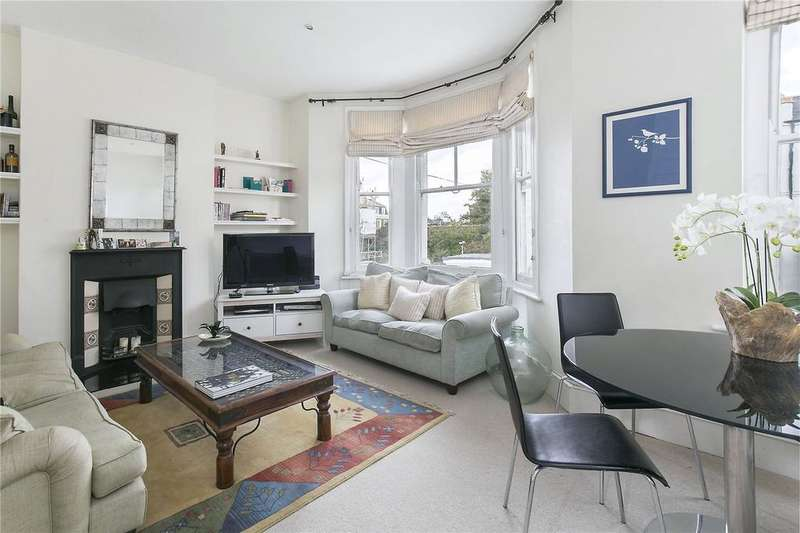 3 Bedrooms Maisonette Flat for sale in Brayburne Avenue, London, SW4