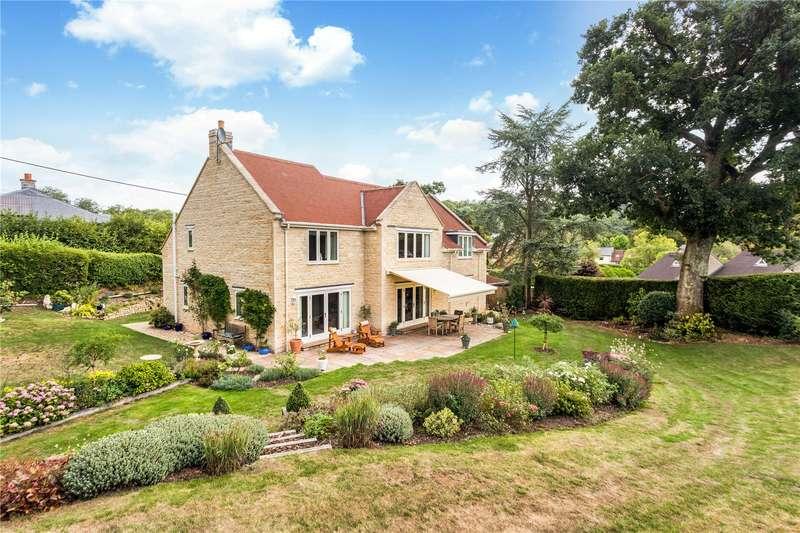 5 Bedrooms Detached House for sale in Teffont Evias, Salisbury, Wiltshire, SP3
