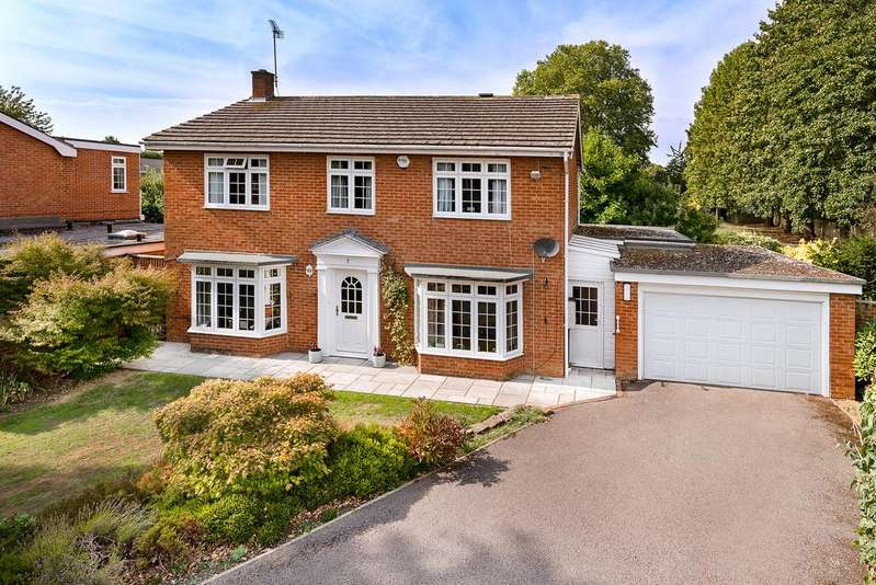 4 Bedrooms Detached House for sale in Harwood Gardens