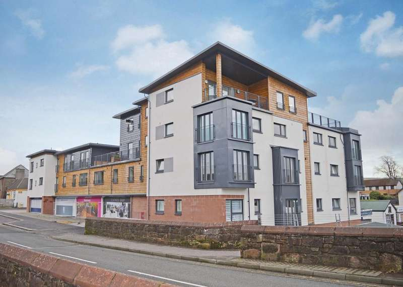 3 Bedrooms Penthouse Flat for sale in Riverside View, Balloch Road, Balloch G83 8NP