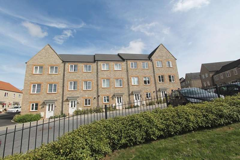 3 Bedrooms Town House for sale in Shoe Lane, Paulton, Bristol