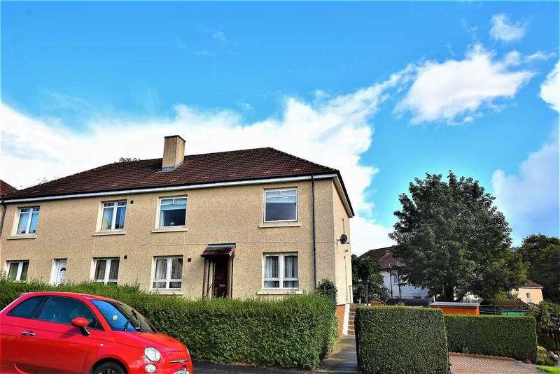 2 Bedrooms Flat for sale in Culross Street, Sandyhills