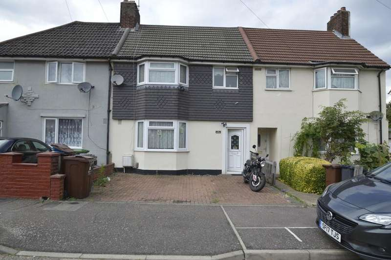 2 Bedrooms Terraced House for sale in Sutton Road, Barking