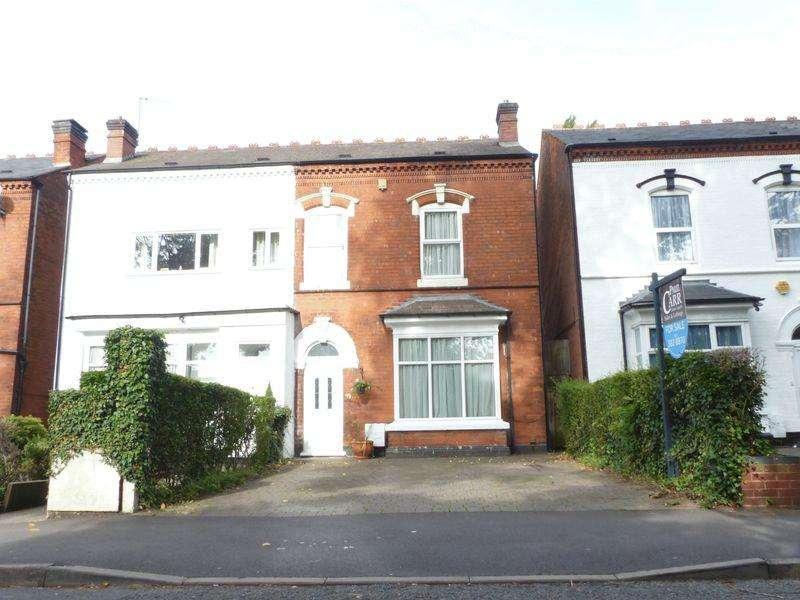 3 Bedrooms Semi Detached House for sale in Avenue Road, Birmingham