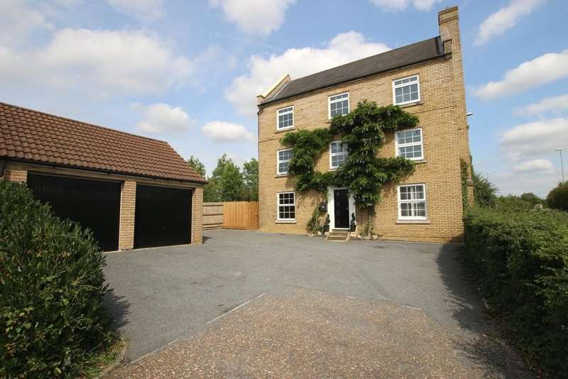 5 Bedrooms Detached House for sale in Cam Drive, Ely