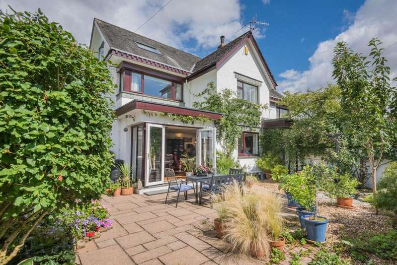 4 Bedrooms Semi Detached House for sale in Wolvercote, Grasmere, The Lake District, LA22 9QA