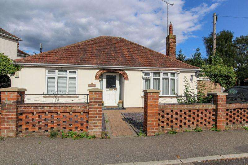 2 Bedrooms Bungalow for sale in Parsons Heath, Colchester