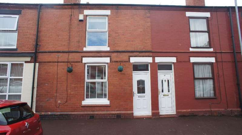 2 Bedrooms Terraced House for sale in Oxford Street, Warrington
