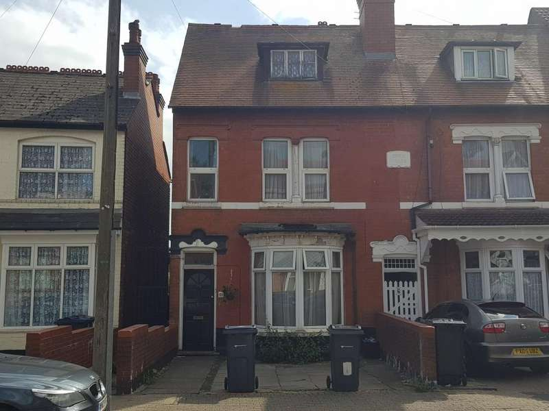 4 Bedrooms Terraced House for sale in , ANTROBUS RD, HANDSWORTH, B21