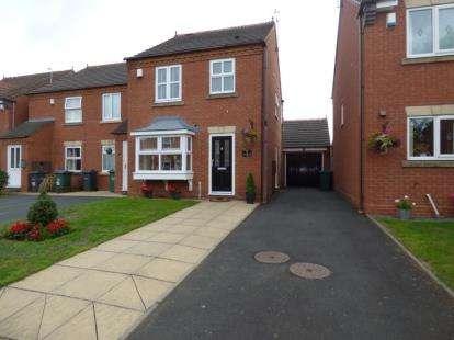 3 Bedrooms Semi Detached House for sale in Woodhouse Way, Cradley Heath, West Midlands