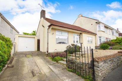 2 Bedrooms Bungalow for sale in Henbury Road, Hanham, Bristol, Gloucestershire