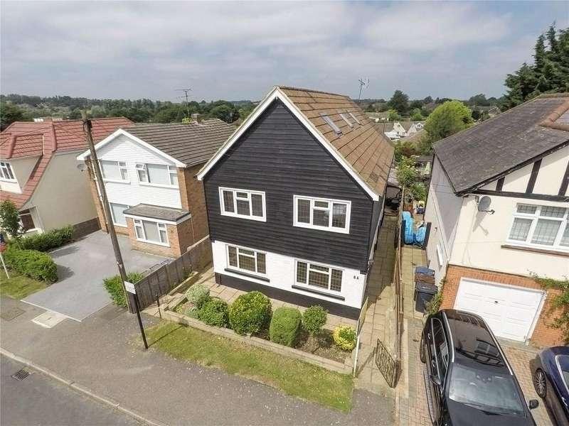 4 Bedrooms Detached House for sale in Kingsmead Road, Bishop's Stortford, Hertfordshire, CM23
