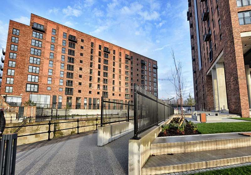 3 Bedrooms Apartment Flat for sale in Wilburn Basin, Wilburn Wharf, Ordsall Lane, Salford, M5 4XR