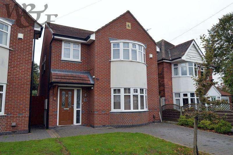 4 Bedrooms Detached House for sale in Allman Road, Erdington, Birmingham