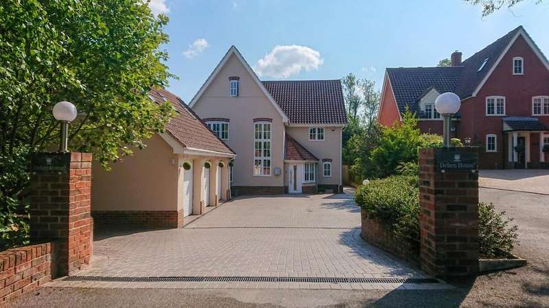 7 Bedrooms Detached House for sale in Main Road, Martlesham, IP12 4SE
