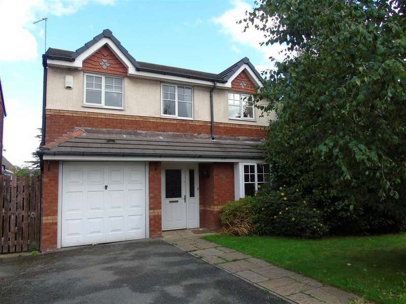4 Bedrooms Detached House for sale in Whinberry Drive, Liverpool