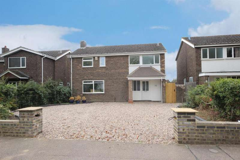 4 Bedrooms Detached House for sale in Wentworth Drive, Bedford