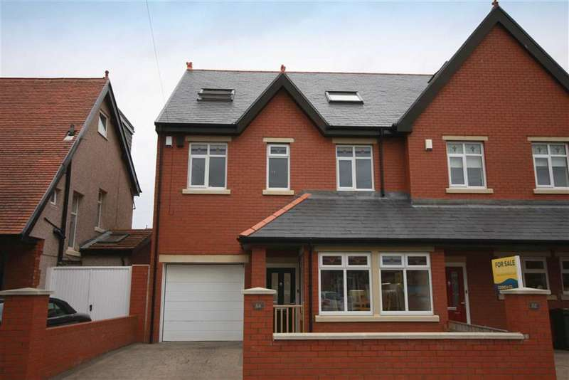 4 Bedrooms End Of Terrace House for sale in Grosvenor Drive, Whitley Bay, NE26