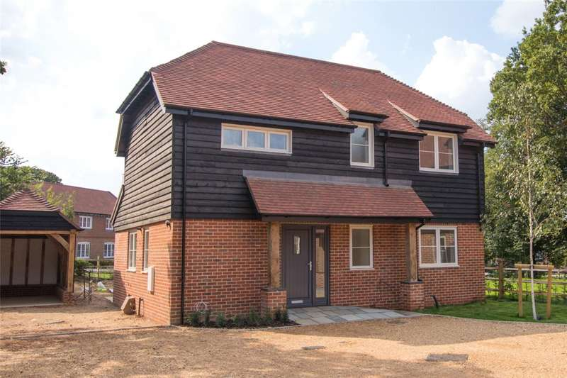 3 Bedrooms Detached House for sale in Chineham, Basingstoke, Hampshire, RG24