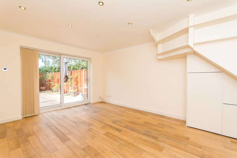 2 Bedrooms End Of Terrace House for sale in Donnington Road, Willesden Green, NW10