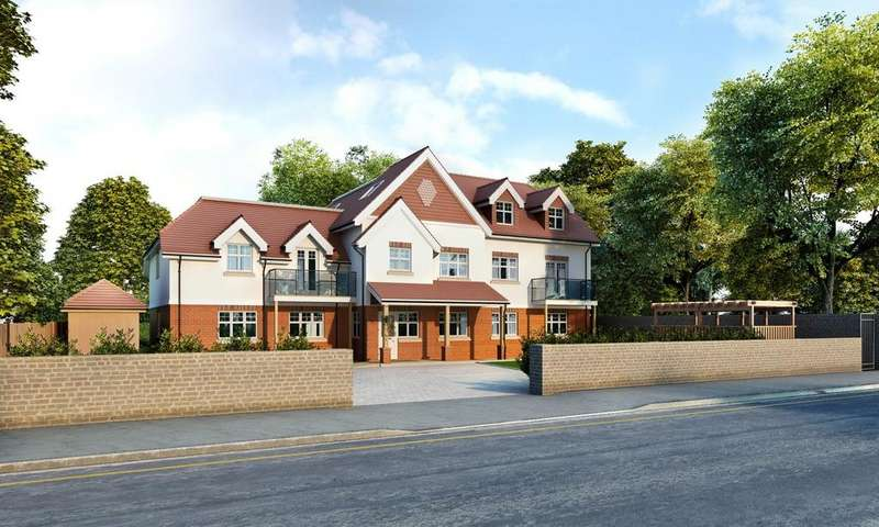 1 Bedroom Apartment Flat for sale in Westcote House, RG30