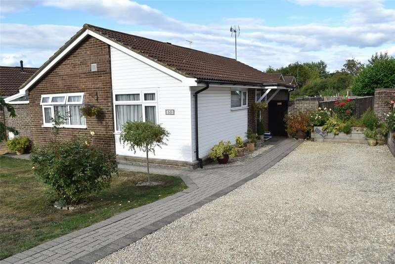 3 Bedrooms Detached Bungalow for sale in Magpie Way, Winslow